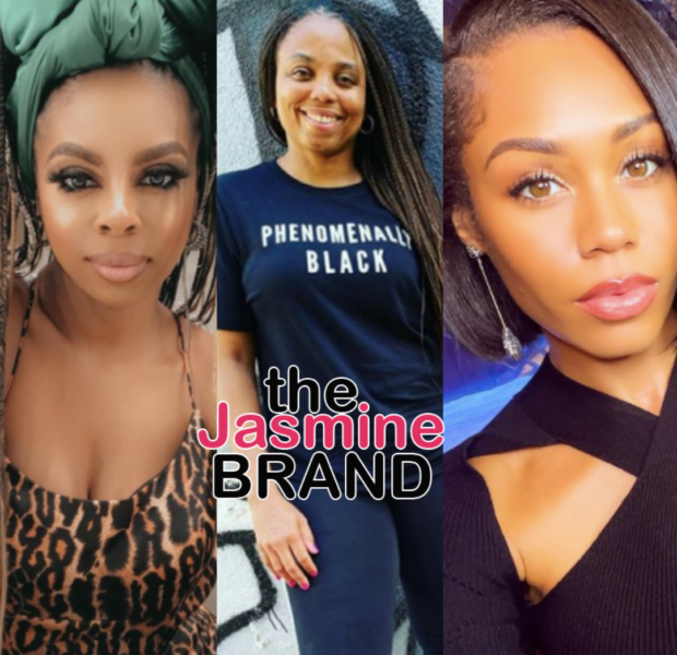 Candiace Dillard Calls Jemele Hill 'Chicken Sh*t' After Journalist Shares Opinion On 'RHOP' Fight Between Her & Monique Samuels: It Is Blame On Both Sides