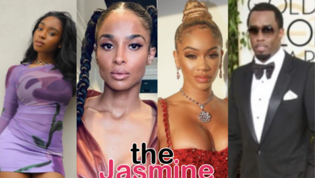 Normani, Ciara, Saweetie + Diddy Among List Of Stars Spotted At Dolce & Gabbana Venice Fashion Event