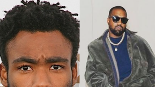 Donald Glover Seemingly Accuses Kanye West Of Copying Him For 'Donda' Artwork: I Love Being Influential
