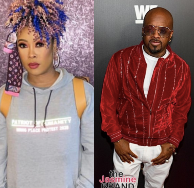 Da Brat Thanks Jermaine Dupri For Not Pressuring Her To Dress Revealing In Early Stages Of Career: I Am Blessed That He Let Me Be Myself