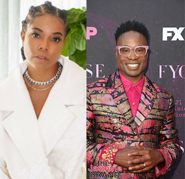 Gabrielle Union Producing Teen Queer Comedy Film, Billy Porter to Direct