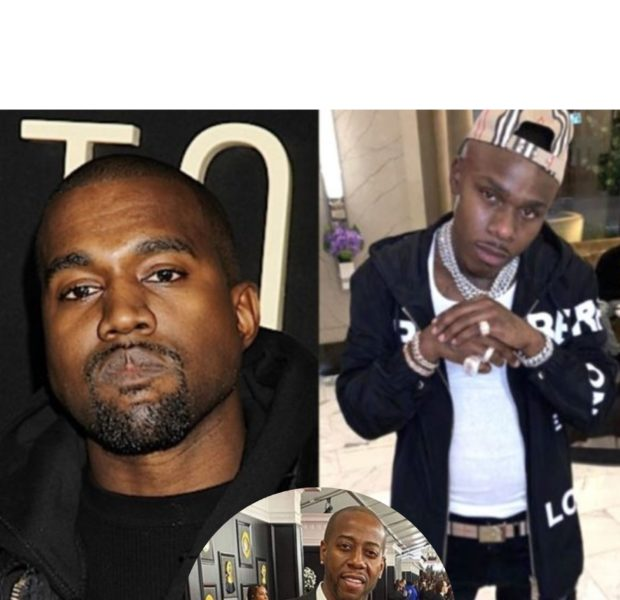 Kanye Adds DaBaby Track To 'Donda' After Release, Amidst Being Called Out By DaBaby's Manager
