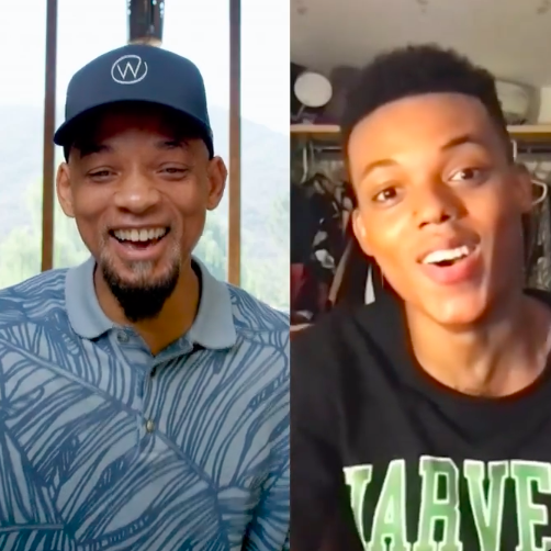 'Fresh Prince' Reboot Casts Actor Jabari Banks As Will Smith's Iconic Role