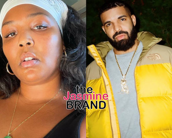 Lizzo Says Drake Reached Out To Her Over Flirty 'Rumors' Lyric