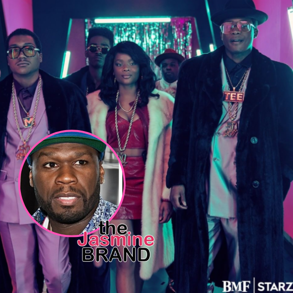 50 Cent's 'BMF' Series Gets Early Season 2 Renewal On Starz