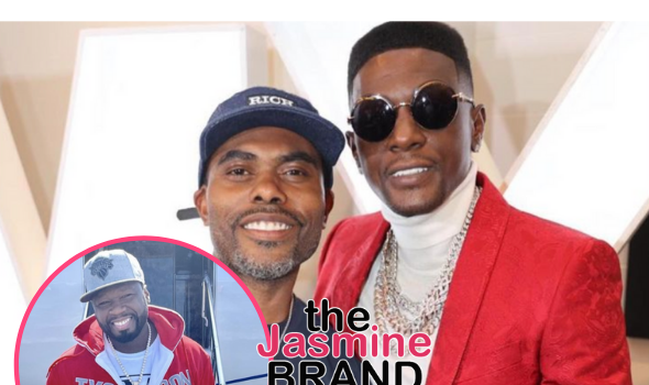 Lil Duval Calls Out Celebrities For Supporting 50 Cent's 'BMF' But Not Boosie's Biopic 'My Struggle'