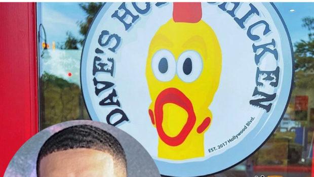 Drake Buys Stake In Dave's Hot Chicken Restaurant
