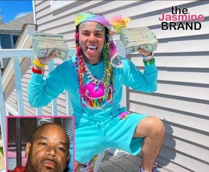 6ix9ine Allegedly Earned $43 Million In Business Deals After His Interview W/ Wack 100 + Rapper Is Allegedly Releasing New Music Soon