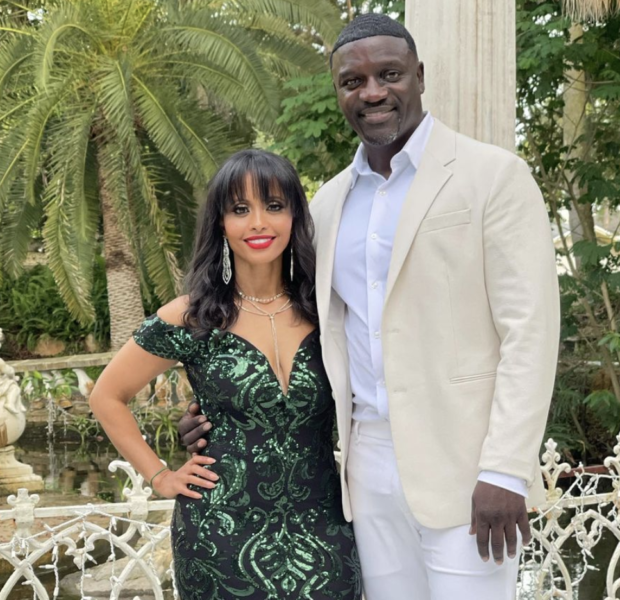 Akon's Other Wife Rozina Negusei Is Reportedly The One Joining 'RHOA'