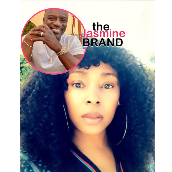 Akon's Wife, Tomeka Thiam, Denies Reports She's Appearing On 'RHOA': A Fake Wife Is Joining, It's Definitely Not ME!
