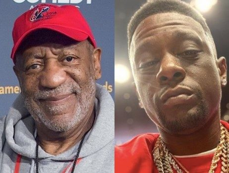 Bill Cosby Urges His Followers To Support Boosie's Biopic