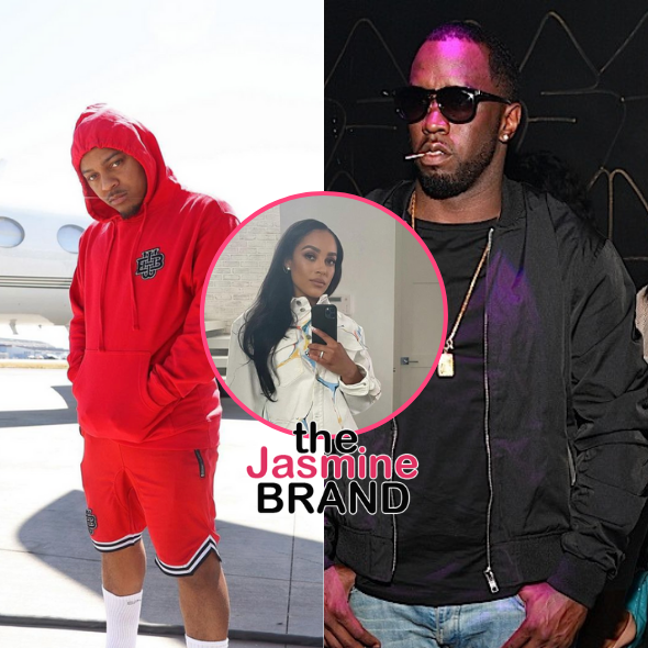 Bow Wow Says His Daughter's Mother Joie Chavis & Diddy Aren't Serious: It Ain't Gonna Be No Wedding Bells & Chapels