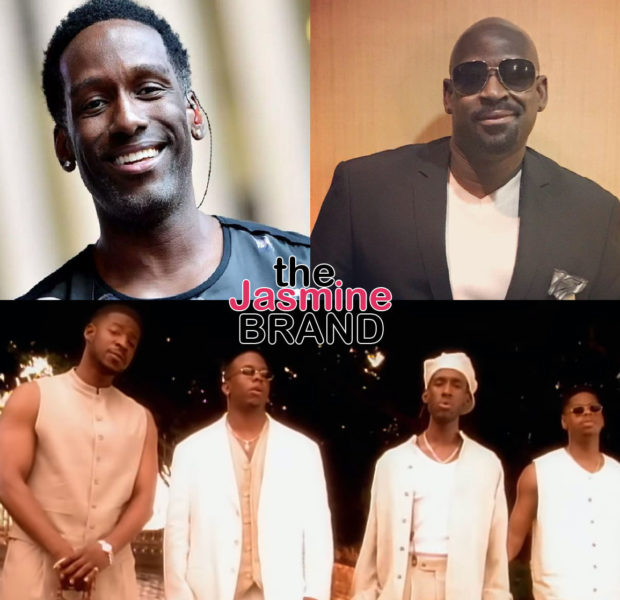 Boyz II Men's Shawn Stockman Recalls Former Member Mike McCary Slamming Him On The Table During A Fist Fight