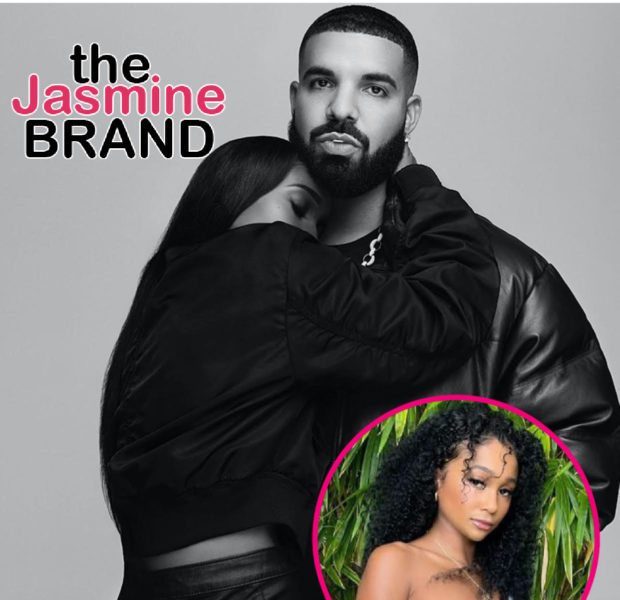 Drake's Mystery Woman In Alternate 'CLB' Album Cover Photo Identified