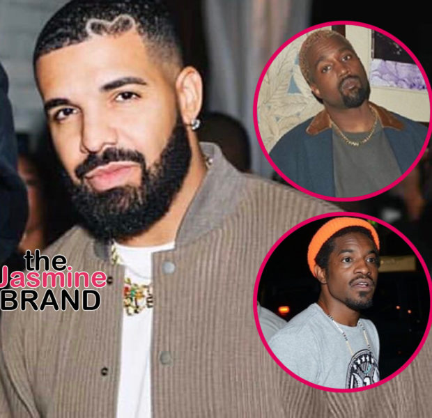 Update: Andre 3000 Reacts To Drake Leaking Kanye's Unreleased Track: It's unfortunate that it was released in this way & 2 artists I love are going back & forth.
