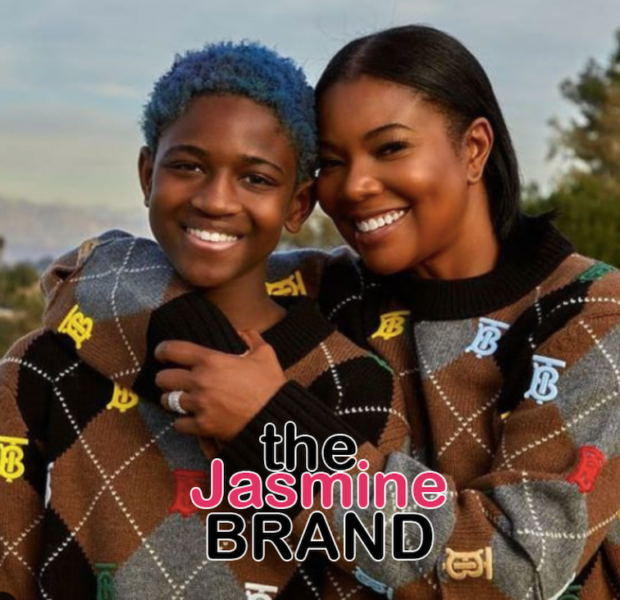 Gabrielle Union Recalls Taking Stepdaughter Zaya Wade To First Pride Parade: It Was Like She Was Being Birthed On That Float