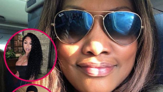 Garcelle Beauvais Says Ari Fletcher Gifting Boyfriend MoneyBagg Yo 28 Acres Of Land For His Birthday 'Is Acting Married'
