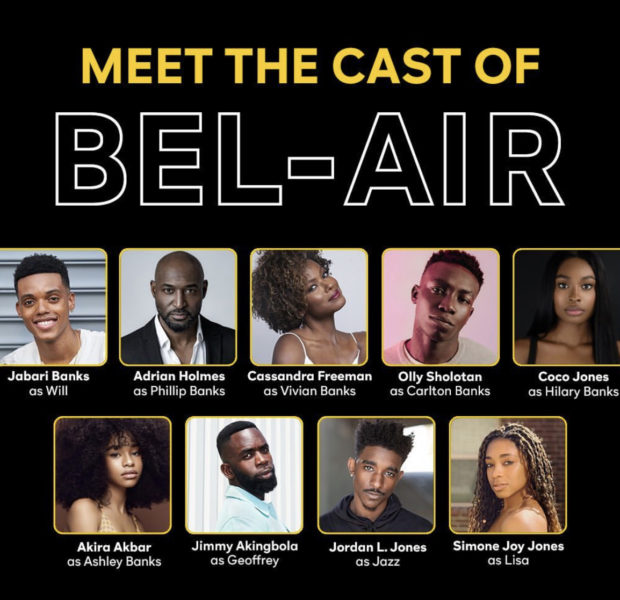 Fresh Prince Of Bel-Air Reboot Reveals Full Cast