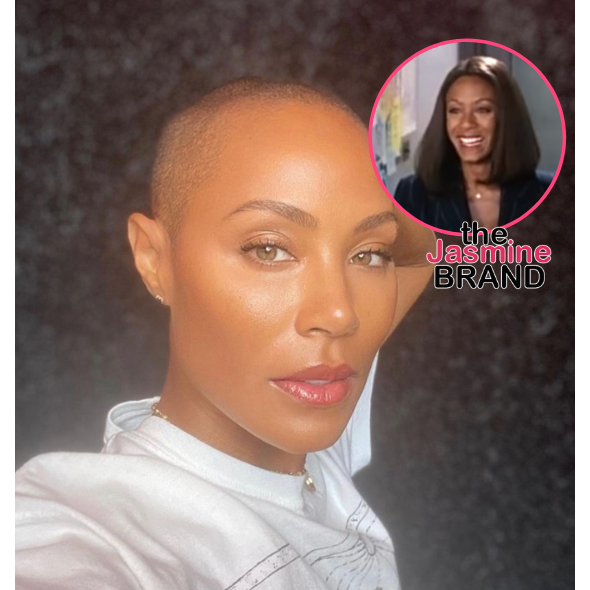 Jada Pinkett Smith Says She Got Her Own Hairstylist After 'Rough' 'Nutty Professor' Wig