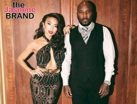 Jeannie Mai Shares Video Of Her & Jeezy Listening To Their Baby's Heartbeat: He Changed My Playlist Forever [WATCH]