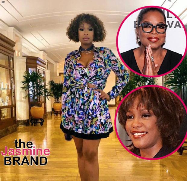Jennifer Hudson Says Someone Else Should Play Whitney Houston & Her Dream Is Portraying Oprah Winfrey