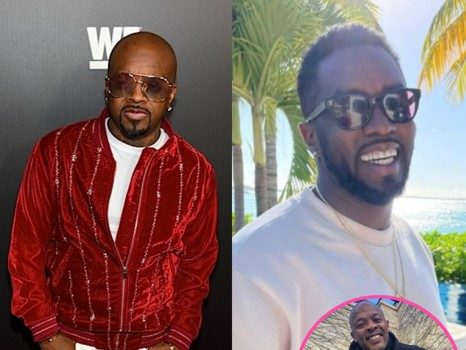 Jermaine Dupri Challenges Diddy To A Verzuz Battle, Diddy Responds: Your Arms Too Short To Box W/ God! + Says He'd Only Go Against Dr. Dre