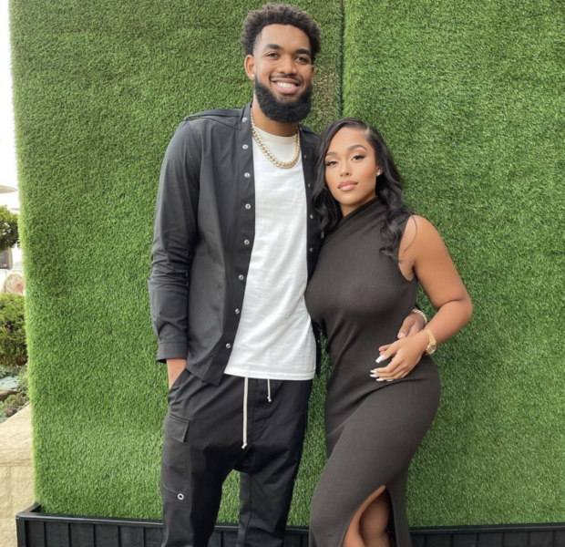 Jordyn Woods Explains Saying Boyfriend Karl-Anthony Towns Was 'Like A Brother' Before They Dated: That Sounds Disgusting Now, I Know