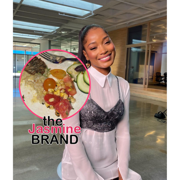 Keke Palmer Goes Viral For Showing Meal Served At The Met Gala: This Is Why They Don't Show You The Food