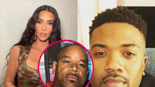 Kim Kardashian's Lawyer Says Wack 100's Claim About A 2nd Sex Tape Between Reality Star & Ray J Is 'Unequivocally False' + Wack 100 Doubles Down