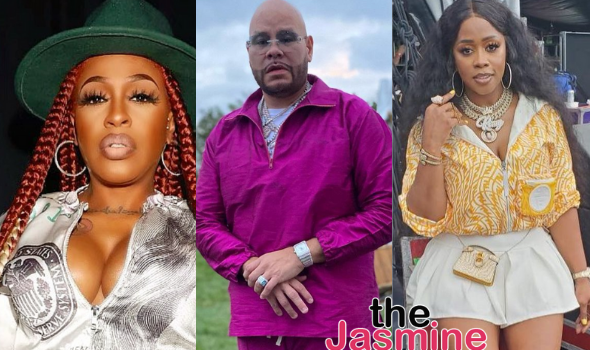 Lil Mo Demands 'Genuine' Apology From Fat Joe For Calling Her A 'Dusty B****' + Remy Ma Defends Him