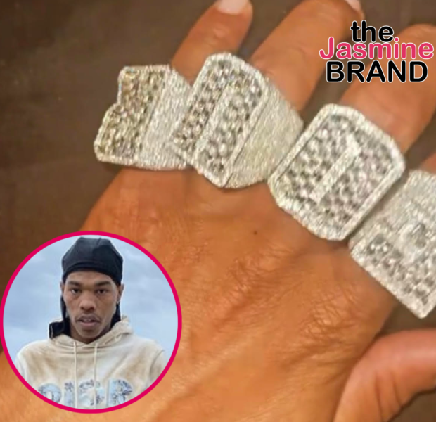 Lil Baby Receives Four Free Diamond Rings + A Refund From Jeweler Who Sold Him Fake Watch