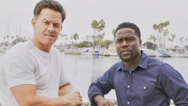 Kevin Hart & Mark Wahlberg Film Crew Member Suffers Serious Fall On Set, Rushed To The Hospital