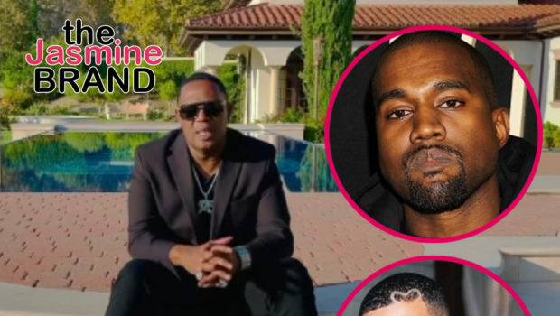 Master P Reacts To Drake & Kanye's Feud – They Need To Hang With Better People
