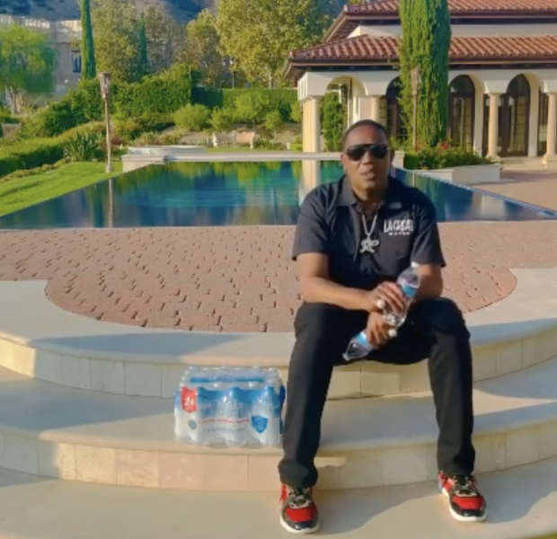 Master P Provides Aid To New Orleans Following Hurricane Ida Through His Water Company, 'LA Great Water'