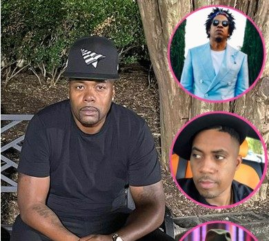 Rapper Memphis Bleek Claims Nas Would Lose To Jay-Z In A Verzuz Battle: There's No Comparison