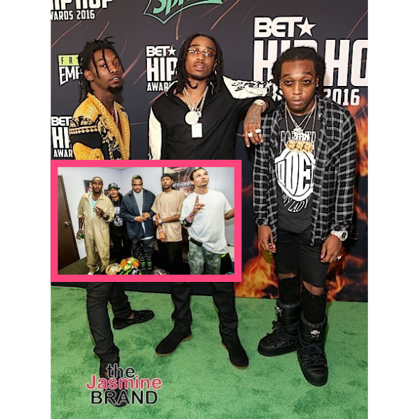 Quavo Claims Migos Invented The Triple Flow Style Of Rap But Fans Say It Was Bone Thugs-N-Harmony