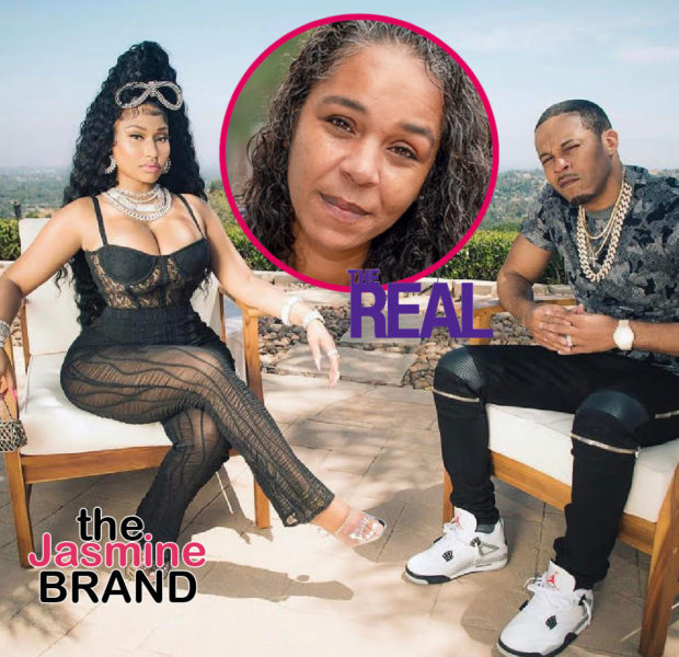 """Jennifer Hough, The Woman Suing Nicki Minaj's Husband, Kenneth Petty, Over Allegations Will Appear On """"The Real"""""""