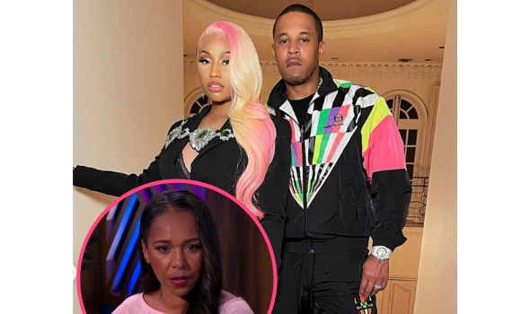 Nicki Minaj & Kenneth Petty–Court Rejects $20 Million Default Judgement Requested By Jennifer Hough In Harassment Lawsuit