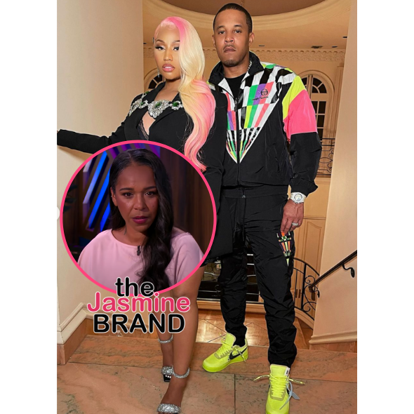 Nicki Minaj & Her Husband, Kenneth Petty, Denied Extension To Respond To Jennifer Hough's Harassment Lawsuit, Hough Requests $20 Million Default Judgment