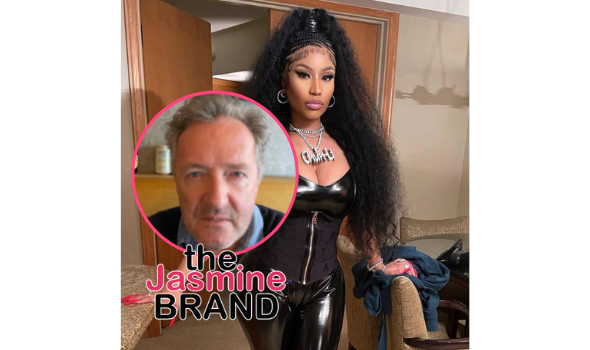 Nicki Minaj & Piers Morgan Get Into Heated Exchange: Clown Nose & Big Red Shoes For You!