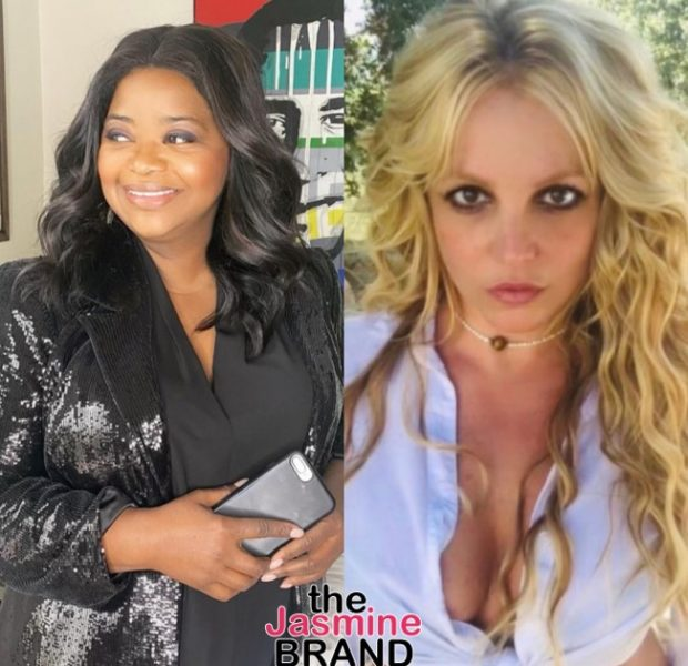 Octavia Spencer Apologizes To Britney Spears For 'Make Him Sign A Prenup' Remark After Her Engagement Announcement: My Intention Was To Make Them Laugh