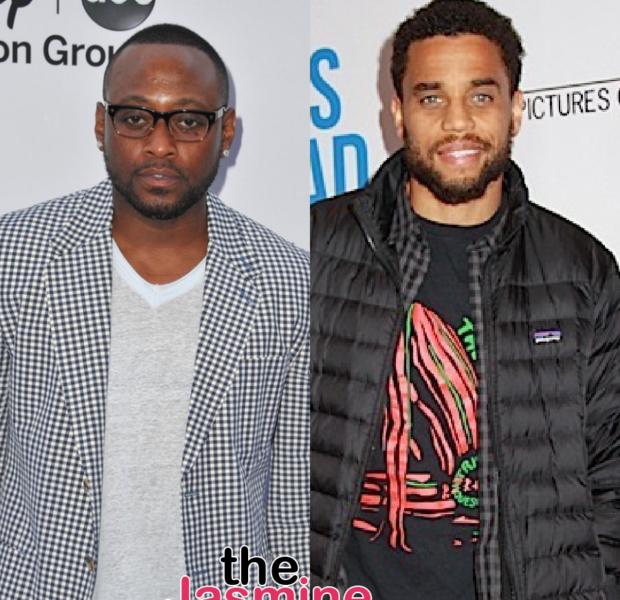 Omar Epps & Michael Ealy Will Star And Executive Produce In New Thriller Movie