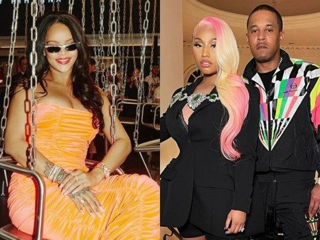 Rihanna Blasted By Fans For Bringing Her 7-Year-Old Niece Around Nicki Minaj's Husband Kenneth Petty, A Convicted Sex Offender