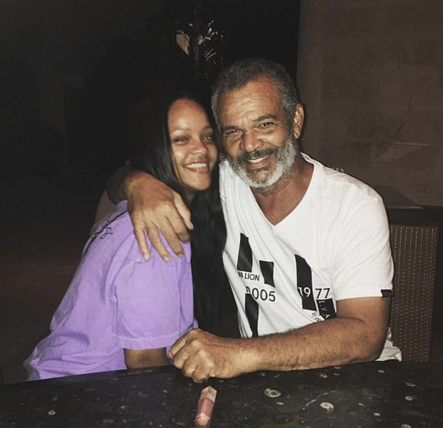 Rihanna Drops Lawsuit Against Her Father, Previously Accused Him Of Making Money Off Of Her Name