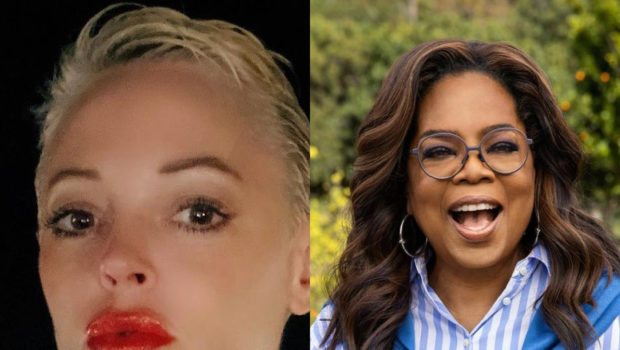 Rose McGowan Says Oprah Is 'As Fake As It Comes' When It Comes To The #MeToo Movement