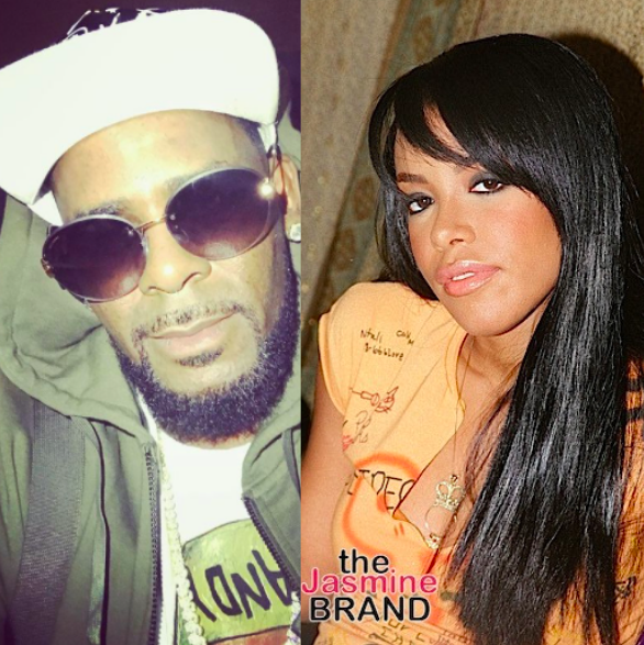 R. Kelly – Minister Who Married Singer & Aaliyah Testifies, Says They Wore Matching Jumpsuits To Ceremony: I Didn't Think It Was Anybody Special
