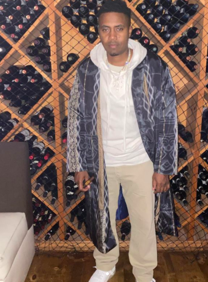 Nas Reveals He Tested Positive For COVID Last October: It Was Mentally & Physically Hard