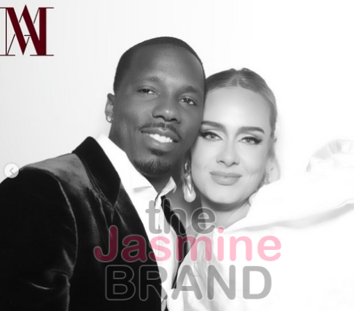 Adele Seemingly Confirms She's Dating Famous Sports Agent Rich Paul, Pair Now Instagram Official