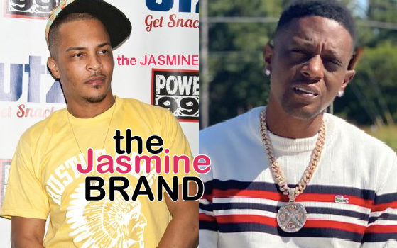 T.I. Defends Boosie After His Instagram Account Is Deactivated Again: Disrespect To Him Is Disrespect To US!