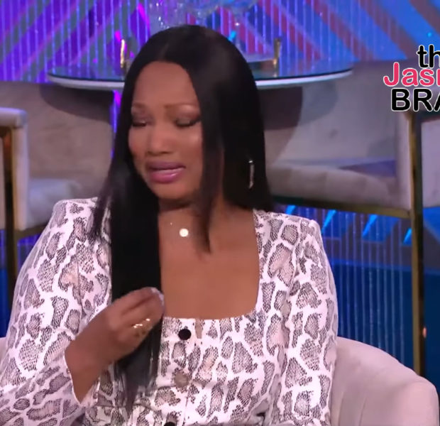 Garcelle Beauvais Breaks Down Over The Treatment Of Haitian Migrants Attempting To Cross The Border: 'I Am Outraged & Angry'